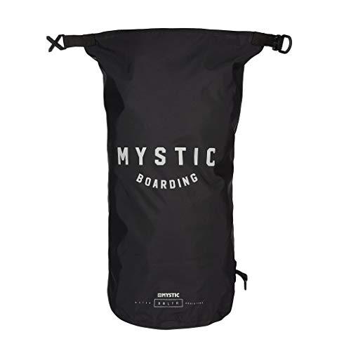 Mystic Wassersport - Surf Kitesurf & Windsurfen Dry Bag - Schwarz - Kross Schnallenverschluss - Fits: EIN Anzug und EIN Poncho