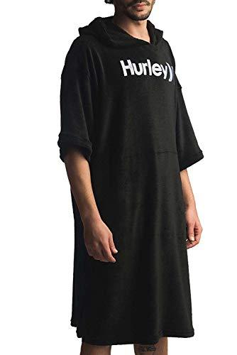 Hurley Herren M ONE&ONLY PONCHO Black, M