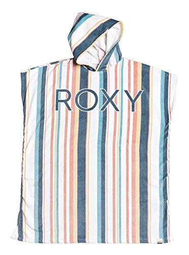 Roxy Beach Freaks - Surf Poncho - Surf-Poncho - Frauen - ONE SIZE - Weiss